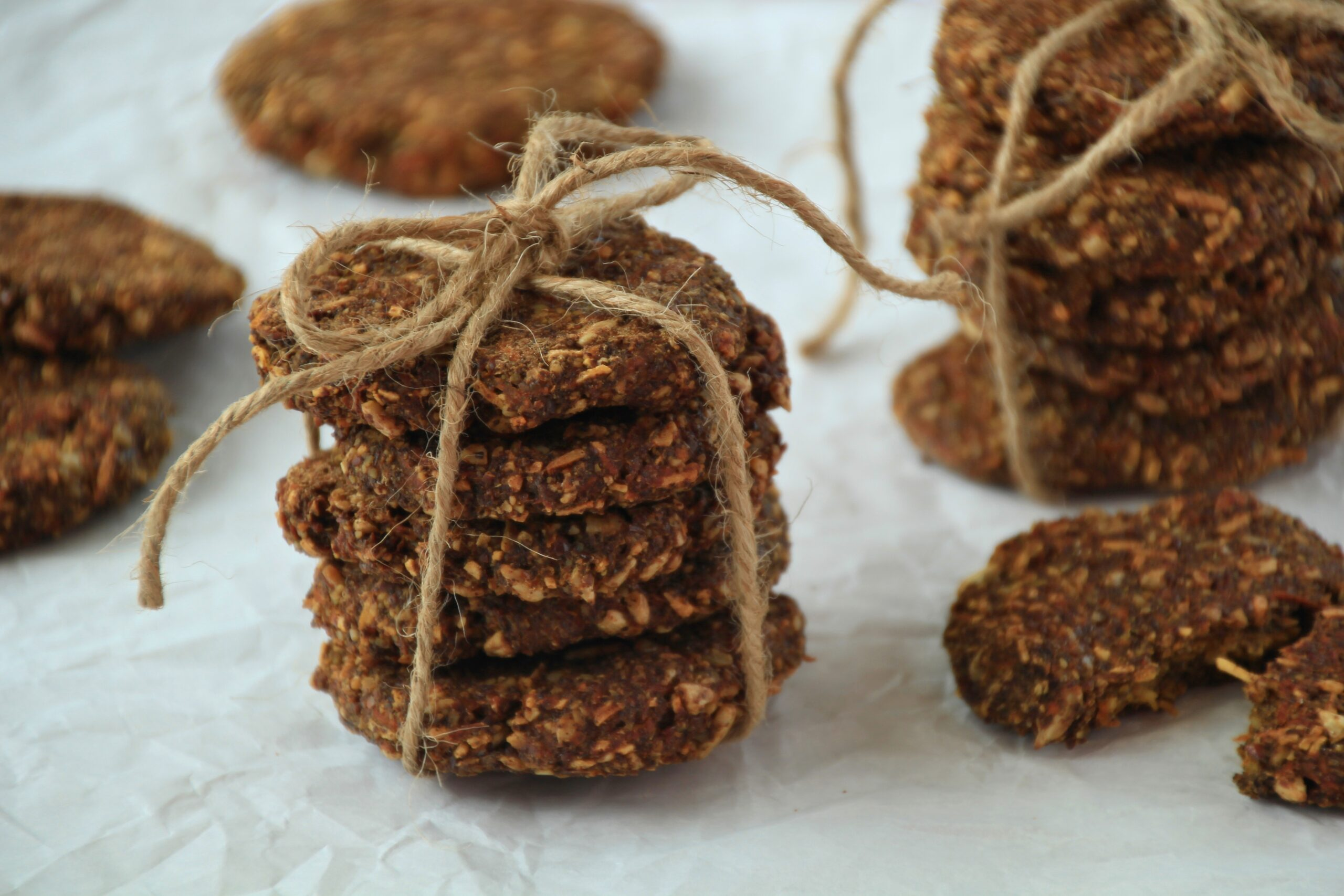 Carrot Cake Cookies (Paleo, Low Carb)