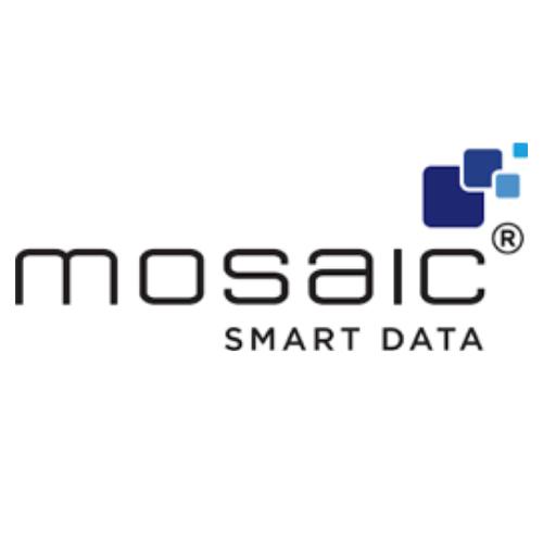 Mosaic Smart Data - Fintech PR Brand