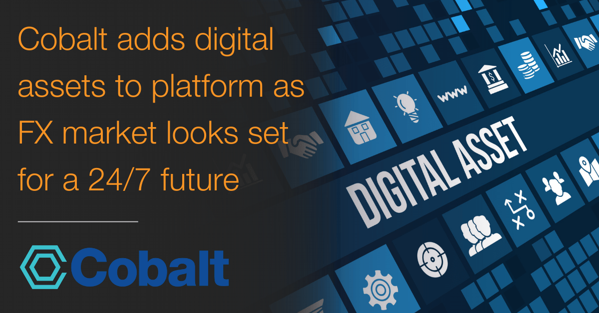 Cobalt adds digital assets