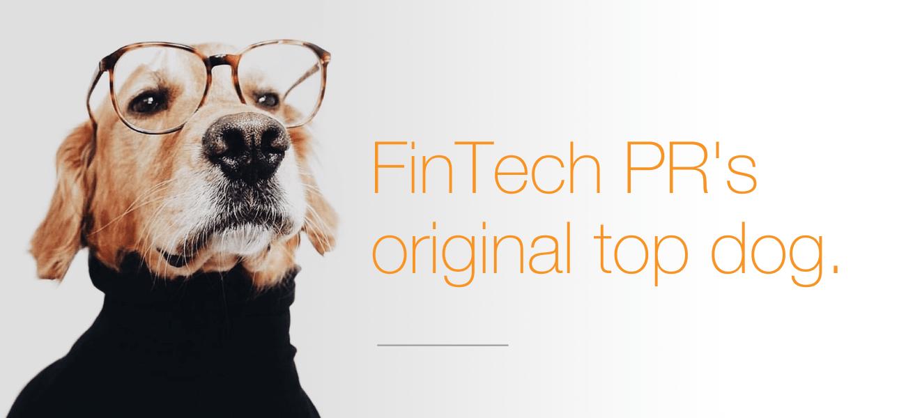 Fintech PR's Top Dog