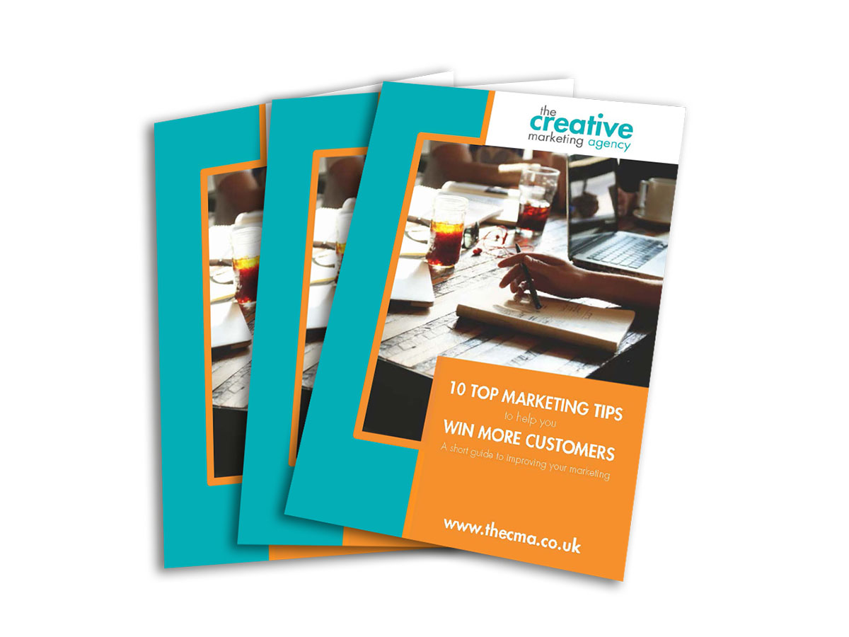 Marketing tips ebook