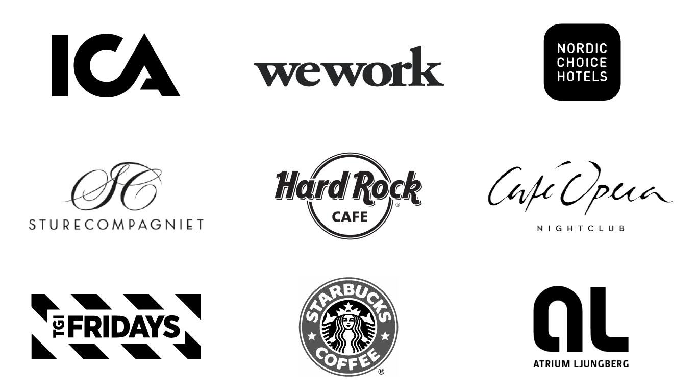 Brick Partner Logos