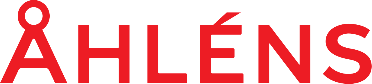 Åhlens-Logo
