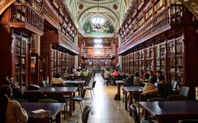 Top 10 Public Libraries to study in London