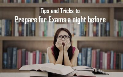 Top 8 Study Tips from Pros to Prepare for Exams a Night Before