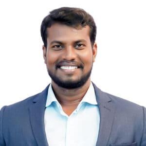Mr. Anand G (B.B.A.) - Managing Director - Namma Family Builder & Developer Pvt. Ltd.