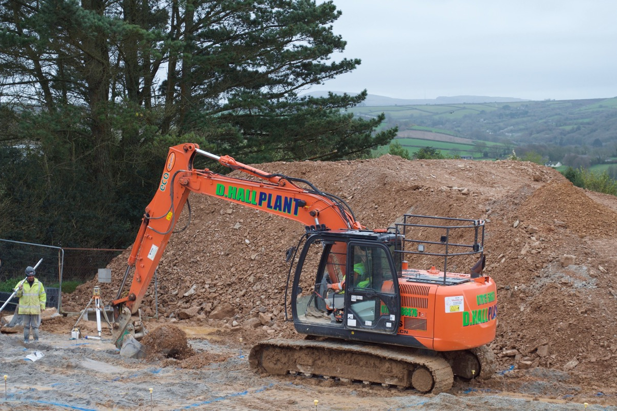 D.Hall Plant Hire & Groundworks Main images