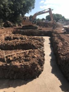 Excavation Kingsbridge