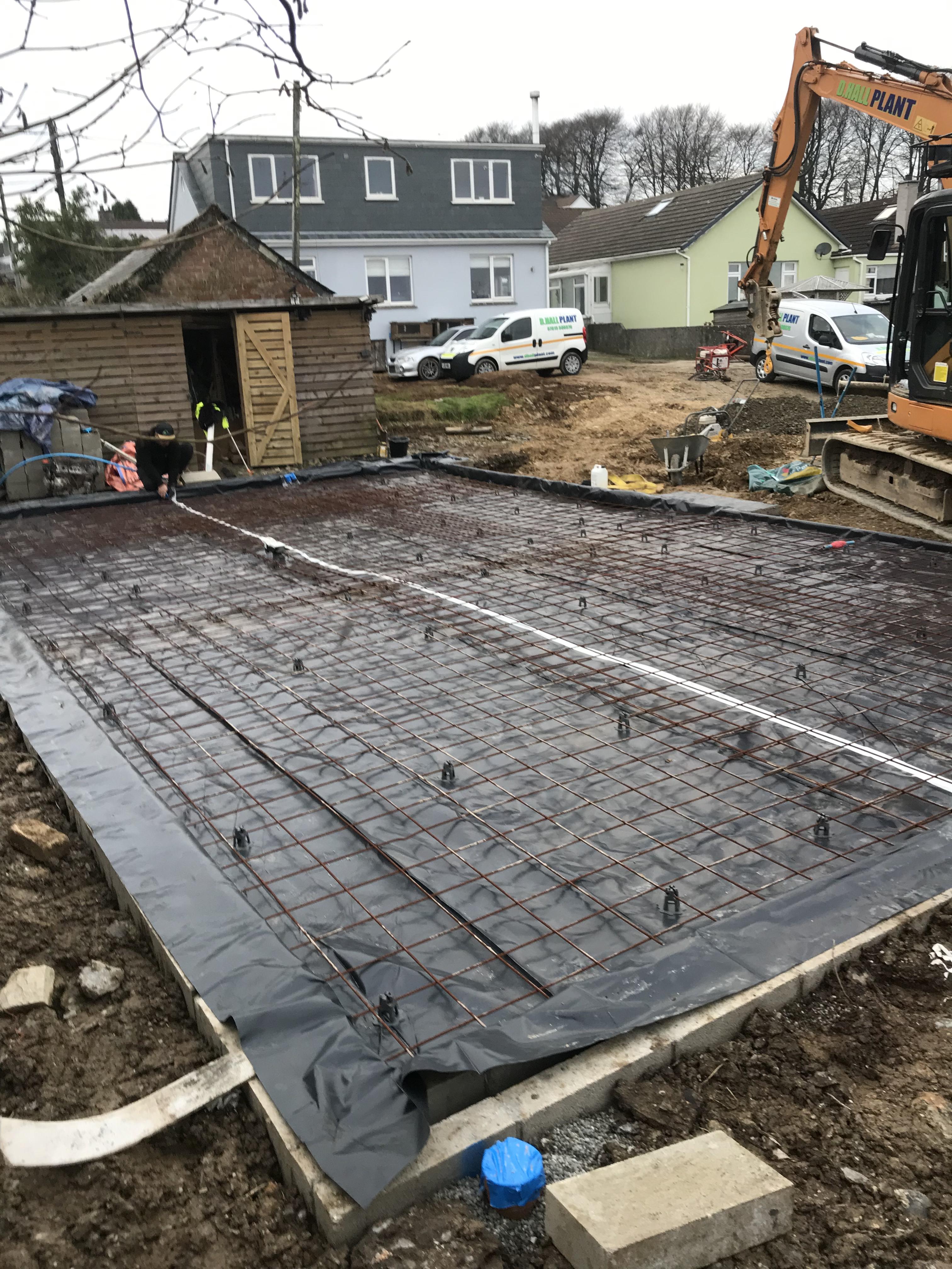 Callington foundations