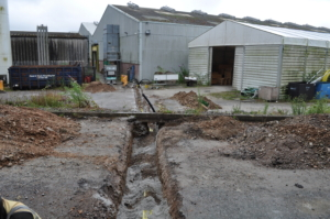 Service Trenching Plymouth Cornwall