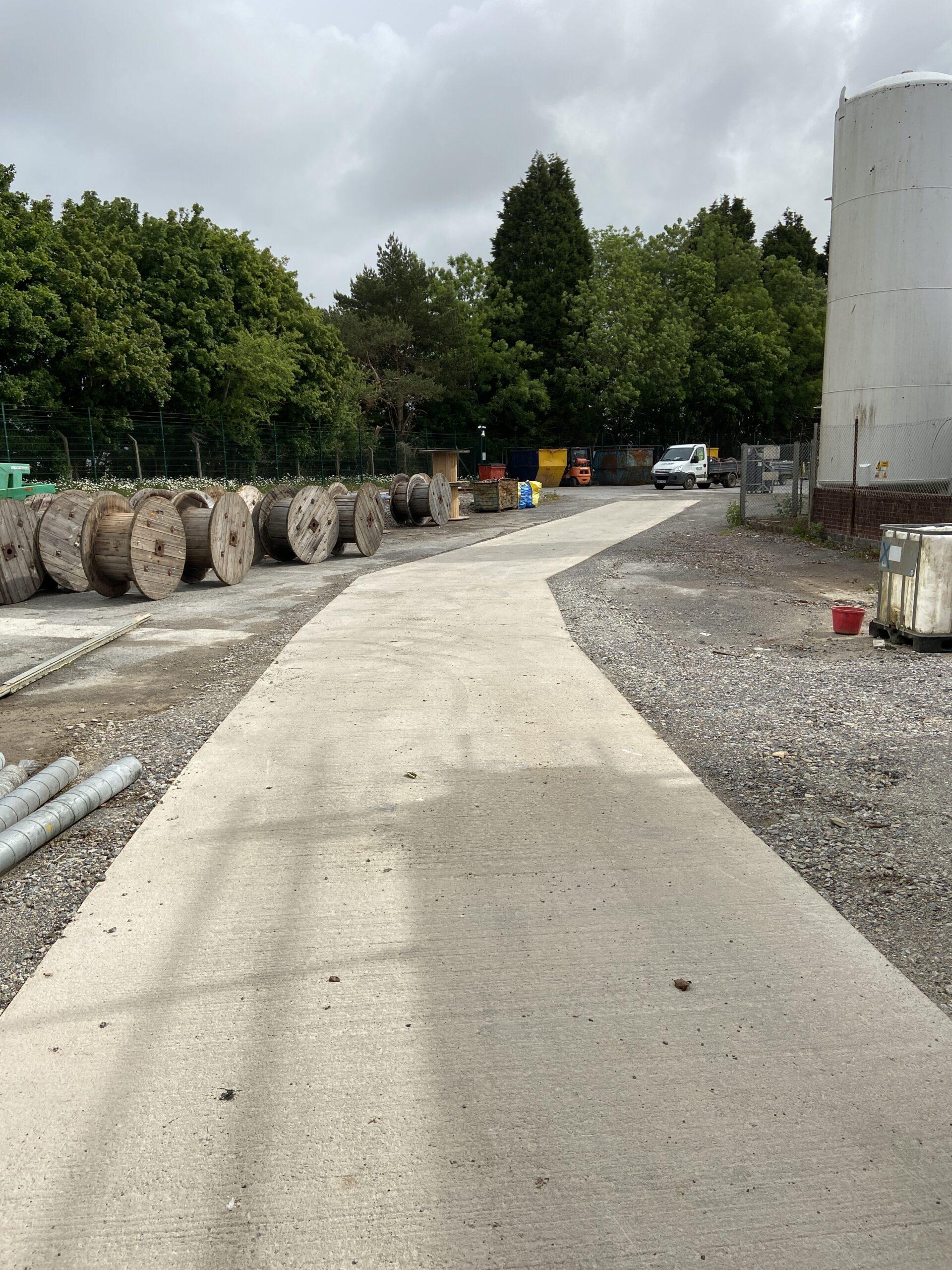Concrete Road Plymouth