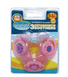 griptight-3-orthodontic-soothers-0-6–months