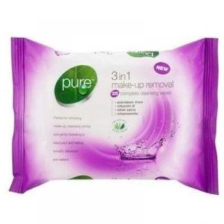 pure 3 in 1 wipes