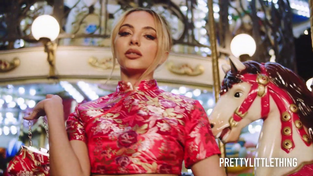 Pretty Little x Thing Little Mix Campaign