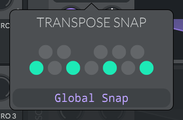 Global Snap Key Mapping