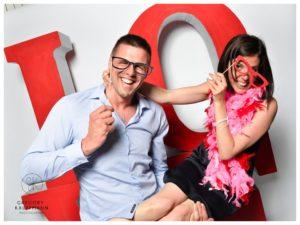 Le Crazy Photobooth du mariage d'Amandine et Cyril !