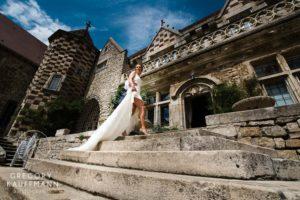 Mariage printanier au Château de Hattonchatel en Lorraine !