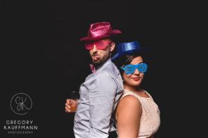 Crazy Photobooth d'un mariage à la salle des fêtes d'Eckwersheim !