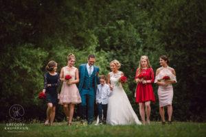 Un mariage en famille au Chateau de l'Ile à Ostwald !