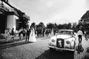 Un magnifique mariage glamour au château de l'Ile à Strasbourg !