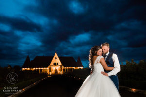 Un mariage multiculturel au Petit Wettolsheim en Alsace !