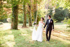 Un mariage de rêve au Château de Vallery près de Paris !