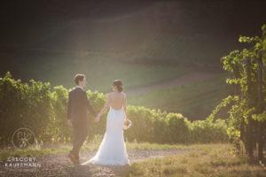 Un mariage dans le vignoble alsacien au Petit Wettolsheim !