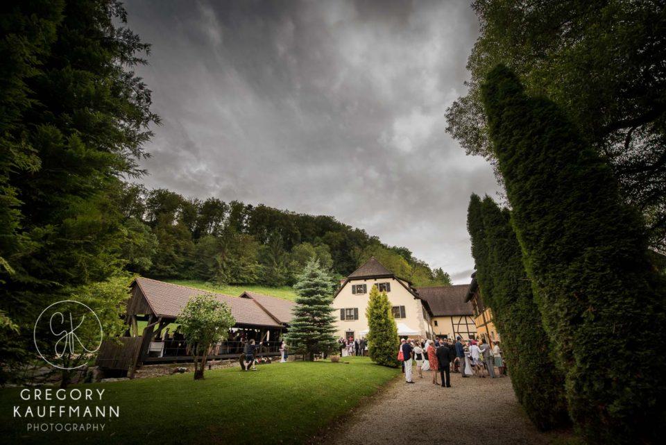 Image du Moulin Bas en Alsace