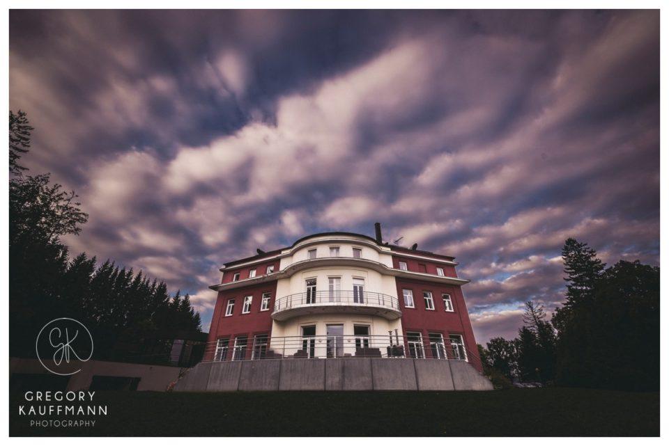 Image de la Villa Mathis un lieu où se marier dans les Vosges