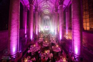 Un mariage glamour à l'Abbaye des Prémontrés