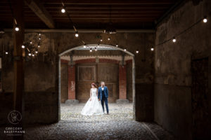 Mariage au parc de Wesserling