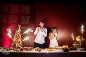 Un mariage festif à Geispolsheim