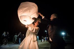 Magnifique mariage au fort Pelissier