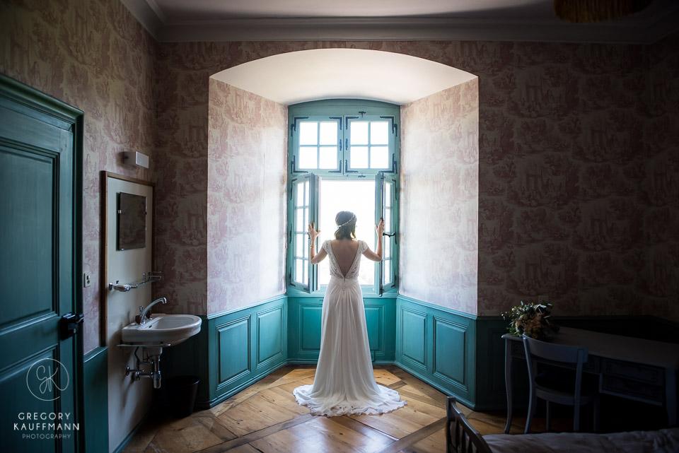 photos de mariage au château de Vaulruz
