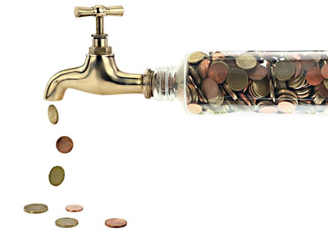 High water bills?