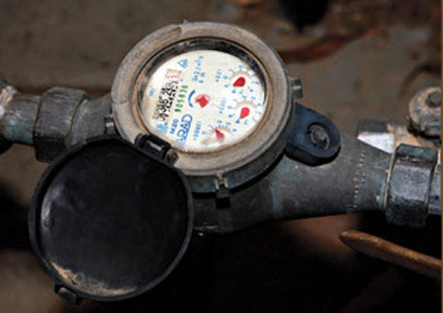Arad water meter