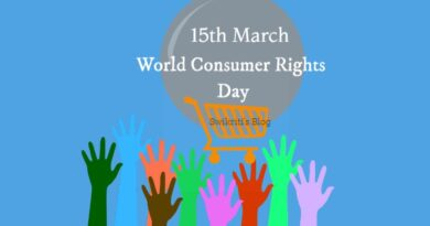 Theme of World Consumer Rights Day 15th March 2021