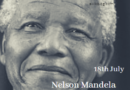Nelson Mandela Day 18th July 2020