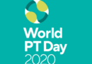 World Physical Therapy Day (PT) 8th September 2020 Theme