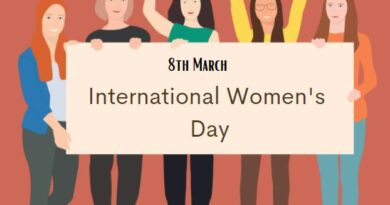 Theme of International Women's Day 2021