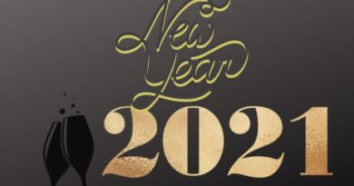New Year's Day 2021- Let the World see a Light of Happiness