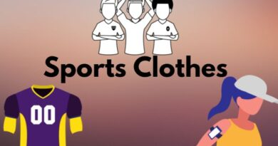 The Spirit of Sports and Sports Clothes