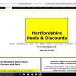 Find Hertfordshire bargains. Promote Hertfordshire deals discounts and exclusive offers