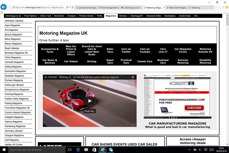 Car Magazine UK