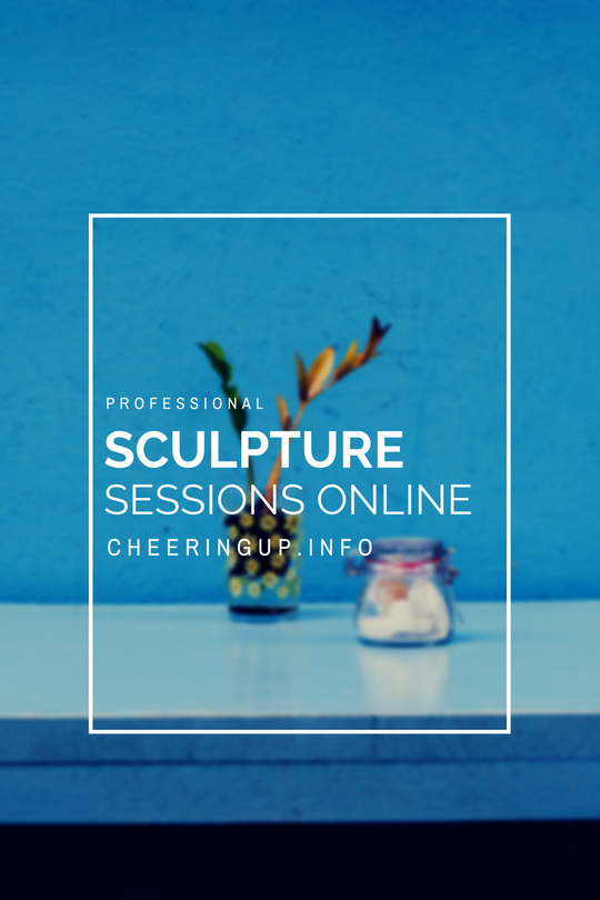 sculpture sessions learn online
