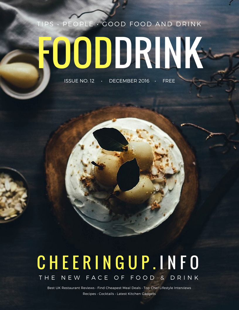 food and drink magazine on cheeringup.info