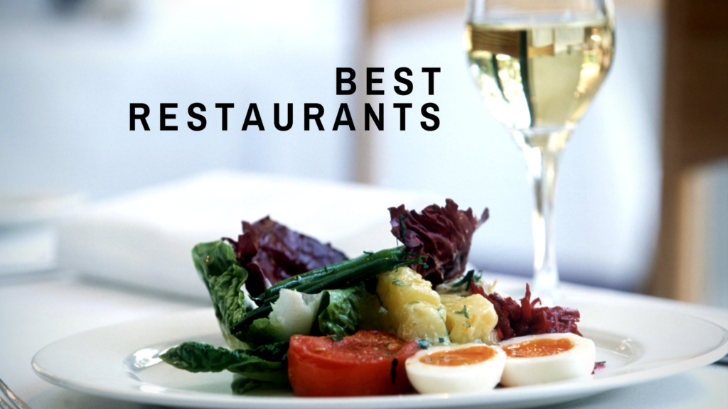 Best Restaurants Near Me