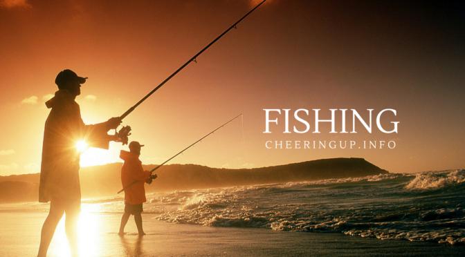 Cheeringup.info Fishing Report