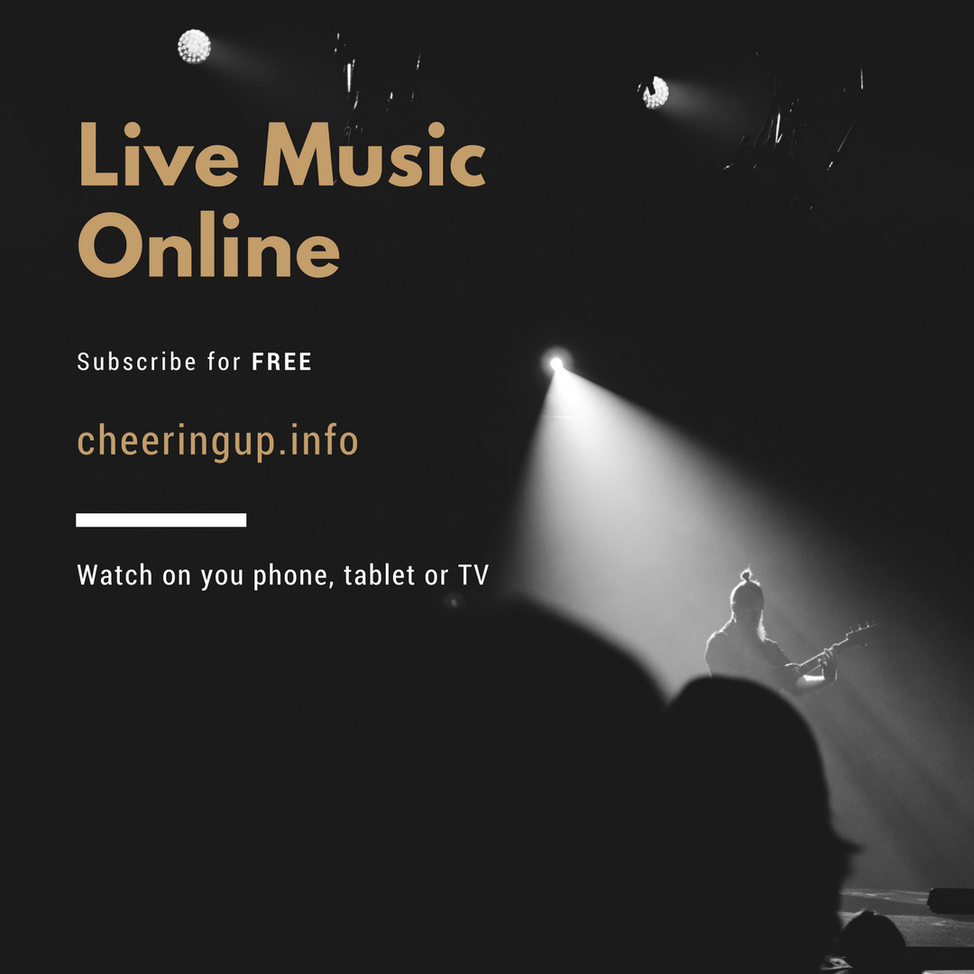 Live Music Near Me and online on Music Magaine UK #MusicMag