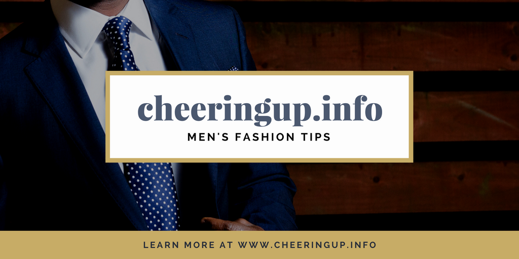 Men's Style Clothing for Different men's styles